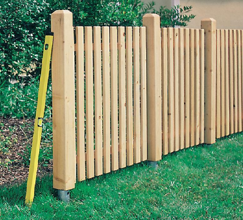 Фото красивый деревянный забор своими руками фото