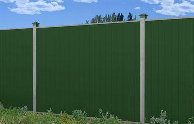 Забор шумозащитный своими руками 89