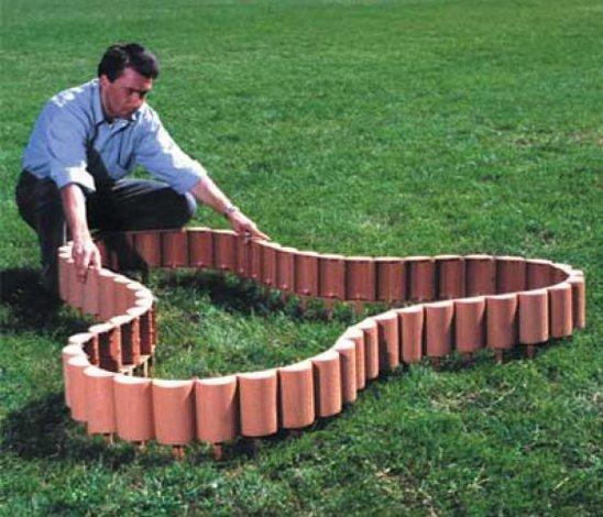 с помощью «садового конструктора»