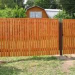 Реанимируем старый деревянный забор
