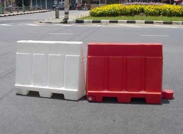 Дорожные ограждения пластиковые