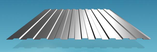 Профнастил, как один из лучших материалов для строительства заборов