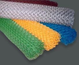Основные свойства и области применения сетки рабицы с полимерным покрытием