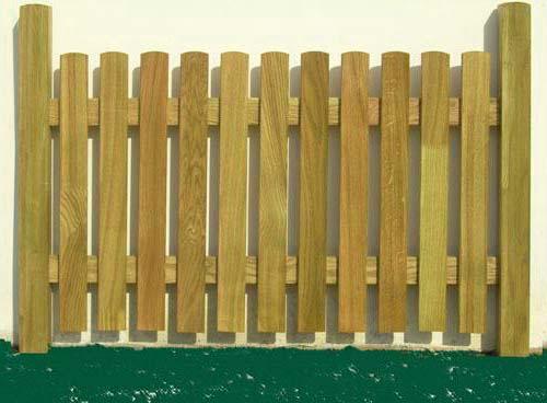 Всё, что необходимо знать мастеру о строительстве деревянного забора