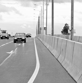 Дорожные ограждения бетонные